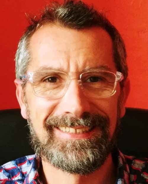 Eric Fournier, kinésiologue instinctif
