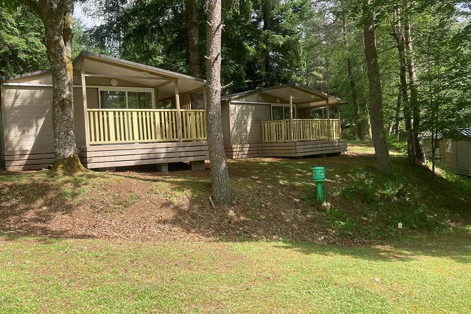 Cottages en location